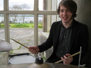 River Lee Jazz Band play at Bantry House